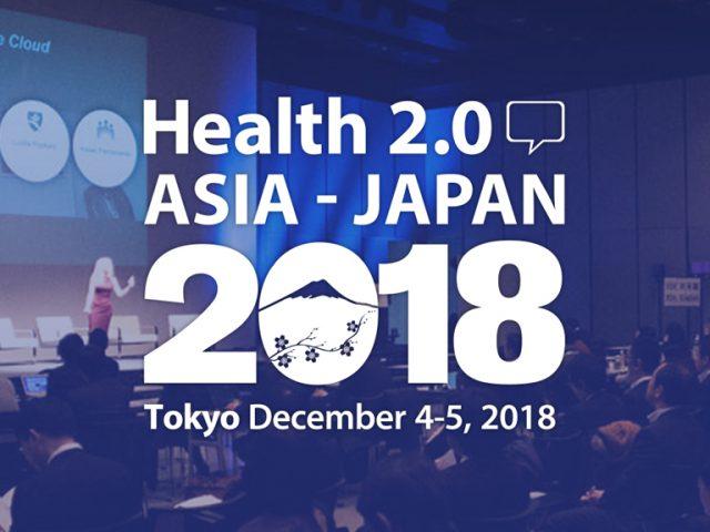 Health 2.0 Asia-Japan 참가