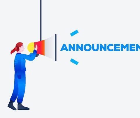 공지사항 announcement 메디블록 medibloc